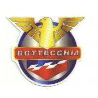 Textile patch BOTTECCHIA 8cm x 7cm