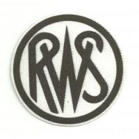 Parche textil RWS 7,5cm