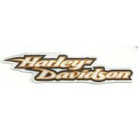 Parche textil ref.8 HARLEY DAVIDSON 13cm x 3cm