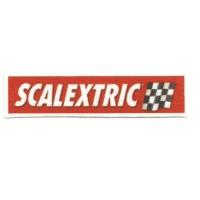 Parche textil SCALEXTRIC 10cm x 2,5cm
