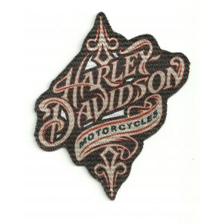 Parche textil ref.6 HARLEY DAVIDSON 11cm x 9cm