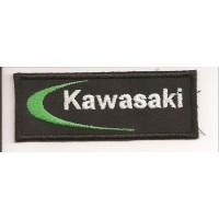 Patch embroidery KAWASAKI 5cm x 2cm