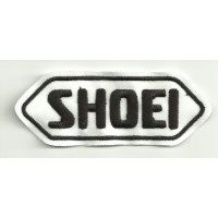 Patch embroidery SHOEI 4,5cm x 1,5cm