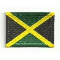 Patch flag JAMAICA 7cm x 5cm