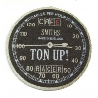 Textile patch CAFE RACER MILES 7,5cm