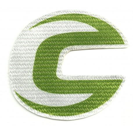 Parche textil CANNONDALE LOGO 8,5cm x 8cm