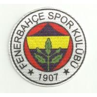Parche textil FENERBAHÇE SPOR KULÜBÜ 1907 7,5cm