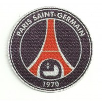 Parche textil PARIS SAINT GERMAIN PSG 7,5cm