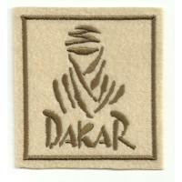 Patch embroidery TUAREG DAKAR 8cm x 9cm