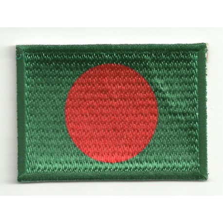 Patch embroidery and textile BANGLADESHI 4CM x 3CM