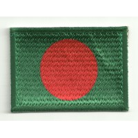 Patch embroidery and textile BANGLADESHI 7CM x 5CM