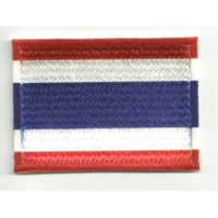 Patch embroidery and textile TAILANDIA 4CM x 3CM