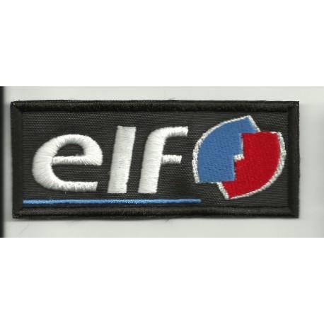 Parche bordado ELF 9CM X 3,7CM