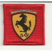 Patch embroidery FERRARI 5CM X 5CM