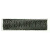 Parche textil BERETTA 500 YEARS 11cm x 3cm