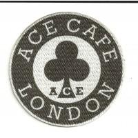 Parche textil AC CAFE 4cm