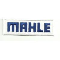 Parche bordado MAHLE 4,5cm x 1,5cm