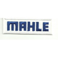 Patch embroidery MAHLE 4,5cm x 1,5cm