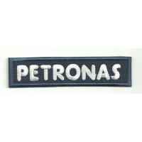 Patch embroidery PETRONAS MARINO 6cm x 1,3cm