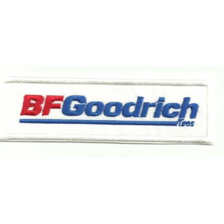 Patch embroidery BF GOODRICH 5cmx 1,5cm