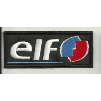 Parche bordado ELF 4,5CM X 1,8CM