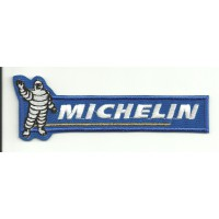 Parche bordado MICHELIN 5,5cm x 2cm