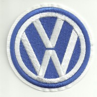 Patch embroidery VOLKSWAGEN vw 3,5cm