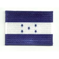 Parche bandera HONDURAS 4cm x 3cm