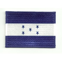 Patch flag HONDURAS 7cm x 5cm
