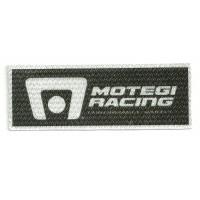 Parche textil MOTEGI RACING 11cm x 4cm