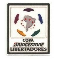 Textile patch COPIA LIBERTADORES 6cm x 7cm