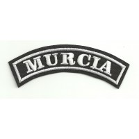 Embroidered Patch MURCIA 25cm x 7cm