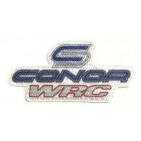 Parche textil CONOR WRC 9cm x 4,5cm