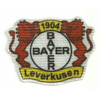 Textile patch BAYER LEVERKUSEN 9,5cm x 7cm