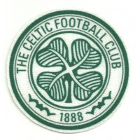 Parche textil THE CELTIC FOOTBALL CLUB 8cm