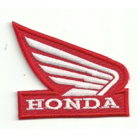 Patch embroidery ALA HONDA MIRROW 4cm x 3,5cm