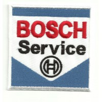 Parche bordado BOSCH SERVICE 7.5cm x 7.5cm