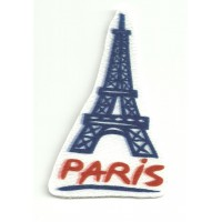 Textile patch EIFFEL TOWER PARIS 5cm x 8cm