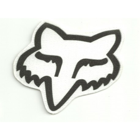 Textile patch FOX LOGO 24cm x 19,5cm