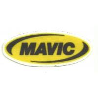 Parche textil MAVIC 7,5CM X 3CM