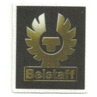 Textile patch BELSTAFT 4,5cm x 5,5cm