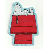 Embroidery patch SNOOPY 6,5cm x 10cm