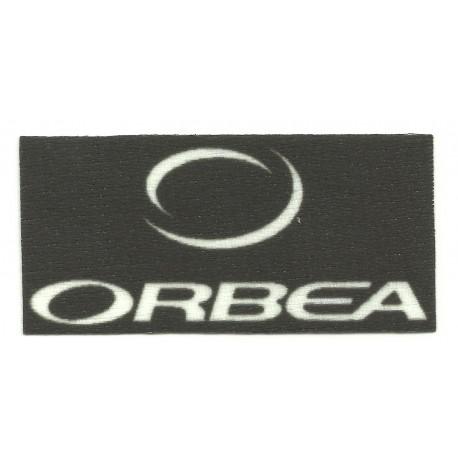 Parche textil ORBEA 8,5CM X 4CM