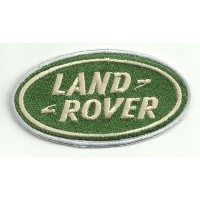 Patch embroidery LAND ROVER 4,5cm x 2,2cm