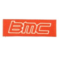 Parche textil BMC 8CM X 2,5CM