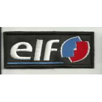 Parche bordado ELF 26CM X 10,5CM