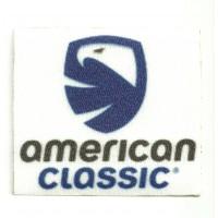Textile patch AMERICAN CLASSIC 5,5CM X 6CM