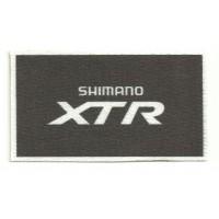 Textile patch SHIMANO XTR 9CM X 5CM