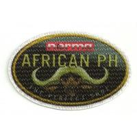 Parche textil NORMA AFRICAN PH 8cm x 5cm