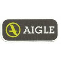 Parche textil AIGLE 10cm x 4cm